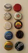Beer Bottle Caps Set 25 - Bière