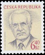 ** 364 Czech Republic President Vaclav Klaus 2003 - Tchéquie