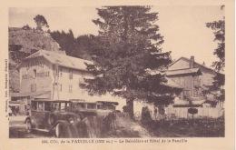01 - Col De La Faucille, Le Belvédère Et L'Hôtel De La Faucille, L.Michaux - Francia