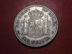 Espagne - Peseta Alfonso XIII 1903 (1903) 6015 - [ 1] …-1931 : Reino