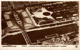 PARIS  LA PLACE DE LA CONCORDE - Arrondissement: 08