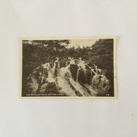 BETTWS-Y-COED 1955 Swallow Falls B/W Used - Caernarvonshire