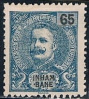 Inhambane, 1903, # 22, MHNG - Inhambane