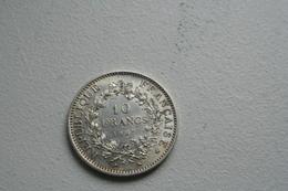 1 Pièce De 10 Francs Hercule - K. 10 Francs