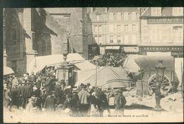 Marché Au Beurre Et Aux Oeufs - Villedieu