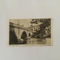TOTNES 1930s  River Dart And Bridge B/W Used - England
