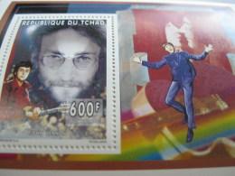 Chad-1996-famous People-John Lennon-MI.1282A - Tsjaad (1960-...)