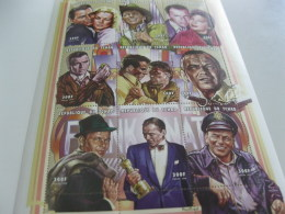 Chad-1997-famous People-film,music-Frank Sinatra-MI.1788-96 - Chad (1960-...)