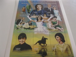 Chad-1997-famous People-Jacqueline Kennedy-MI.1469-77 - Chad (1960-...)