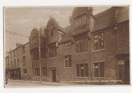 Northampton Cromwell House Marefair RP Postcard  206a - Northamptonshire