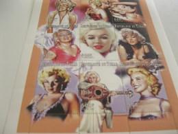 Chad-1997-famous People-Marilyn Monroe-MI.1573-81 - Chad (1960-...)