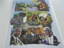 Chad-1998-famous People-Kofi Annan-UN Secretary-general-MI.1751-59 - Chad (1960-...)