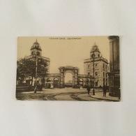 DEVONPORT 1900s Keyham Gate Unused Sepia - England
