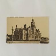 DEVONPORT 1900s Technical School Unused Sepia - England
