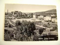 ORBETELLO  GROSSETO   - STAZIONE FERROVIARIA    GARE  FS  -- STAZIONE -- BAHNHOF  GARE,      POSTCARD  USED - Gares - Sans Trains