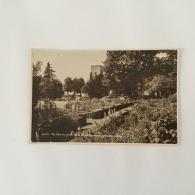 IGHTHAM 1930s The Church  Unused B/W Real Photo - England