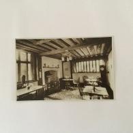 IGHTHAM 1930s Townhouse,Dining Room  Unused B/W Real Photo - England