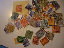 Perfin Perforé  Monde 113 Timbres - Verzamelingen (zonder Album)