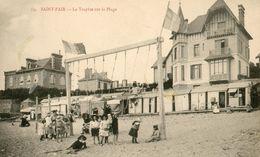 Le Trapèze Sur La Plage - Saint Pair Sur Mer