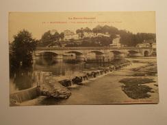 Carte Postale -  MONTREJEAU (31) - Vue Générale Sur La Garonne Et La Ville (302/130) - Montréjeau