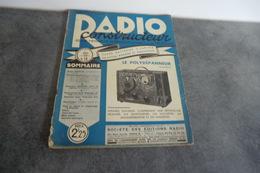 Revue Radio Construction N°18 - 1 Mars 1938 - - Components