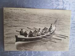 Bateau De Sauvetage - Bateaux