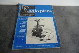 Revue Radio Plans - N°290 - Janvier 1972 - - Television