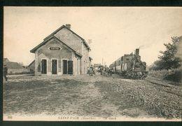 La Gare - Saint Pair Sur Mer
