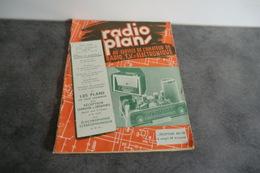 Revue Radio Plans - XXVII°année - N°148 - Février 1960 - - Television
