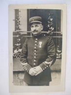 19092017 -   GENDARME NOUVELLEMENT MEDAILLE  -   CARTE PHOTO - Police - Gendarmerie