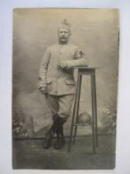 19092017 -   MILITAIRE DU 48è  -   CARTE PHOTO - Uniformes