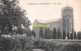 CPA  CAPPELLEN GLABBEEK DE KERK - Kapellen
