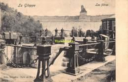 CPA BARRAGE DE LA GILEPPE LES FILTRES NELS SERIE 98 NO 7 - Gileppe (Barrage)