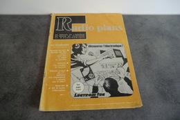 Revue Radio Plans - N°287 - Octobre 1971 - - Television