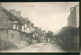 St-JEAN-le-THOMAS - La Grande Rue - France