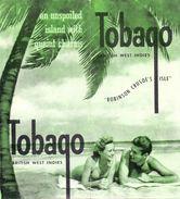 Brochure Dépliant Toerisme Tourisme - Tobago - British West Indies - Robinson Crusoe 's Isle - Dépliants Touristiques
