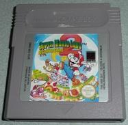 Jeu Pour Console Game Boy NINTENDO Super MARIO LAND 6 Golden Coins GameBoy Retro Gaming - Nintendo Game Boy
