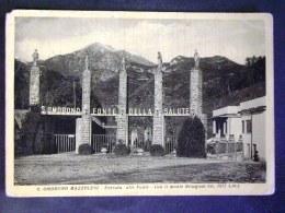 LOMBARDIA -BERGAMO -SANT'OMOBONO MAZZOLENI -F.G. LOTTO N°593 - Bergamo