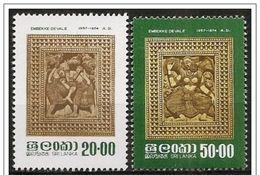 Sri Lanka: Divinità Buddiste, Divinités Bouddhistes, Buddhist Deities - Buddhism