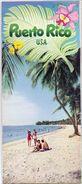 Brochure Dépliant Toerisme Tourisme - Puerto Rico - USA - Dépliants Touristiques