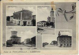 TOSCANELLA E SABBIOSO - SALUTI DA ... - Bologna