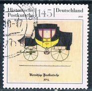 2010  Historische Postkutsche - Used Stamps