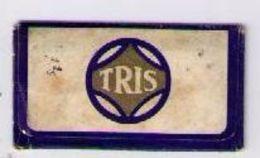 LAMETTA DA BARBA - TRIS  1940 POCO COMUNE - Rasierklingen