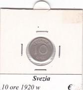 SVEZIA   10 ORE  ANNO 1920  COME DA FOTO - Svezia