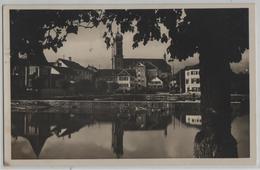 Lachen - Blick Vom Quai - Photo: Wehrli - SZ Schwyz