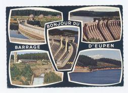 BELGIQUE - LIEGE - EUPEN - Le Barrage De La Vesdre-RECTO/VERSO--C98 - Eupen
