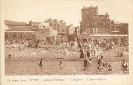 76)  YPORT  - Le Casino - L' Heure Du Bain - Yport