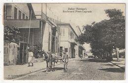 DAKAR - Boulevard Pinet-Laprade - Edition Grimaud - Sénégal