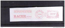 FRANQUEO MECANICO BILBAO RELOJ RACER RELOJERIA WATCH CLOCK - Relojería