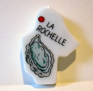 Fève Brillante Plate Puzzle - La Rochelle - Regions